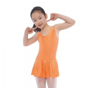 Tank Leotard with Skirt