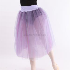 Half Long Tutu with 5 Colourful Layers