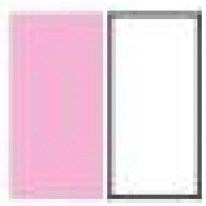 A(Light Pink)+B(White)