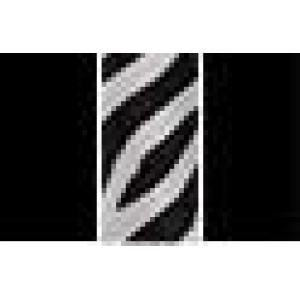 A(Black)+B(Zebra Stripe)+C(Black)