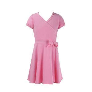 Child Short Sleeve Uniform Dress