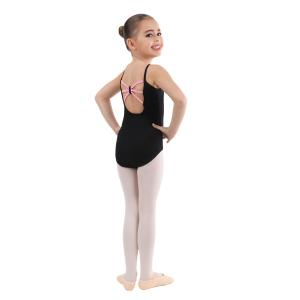 2018 New Kids Lovely Cat Style Camisole Dancewear Leotard