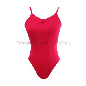 Upgraded Version on Hot Sale Camisole Leotard (Pads inserting allowed)