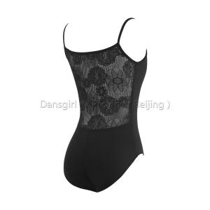 Camisole Leotard with New Lace Back