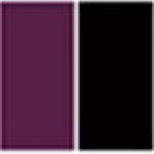 A(Purple)+B(Black)