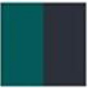 A(Dark Green) + B(Navy Blue)