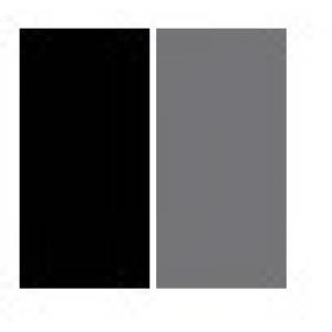 A(Black)+B(Iron Gray)