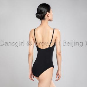 Camisole Leotard With Detachable Chest Pads