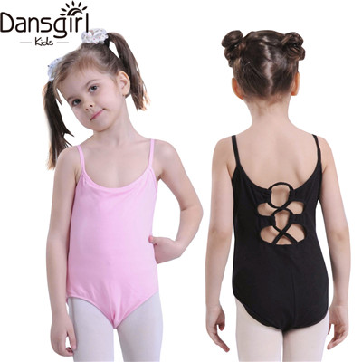 Trestle Back Camisole Leotard
