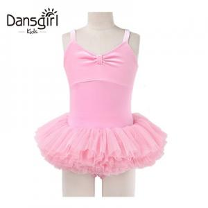 Camisole Leotard with Tutu Skirt