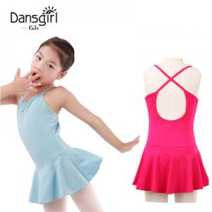 Dansgirl Camisole Leotard with Skirt