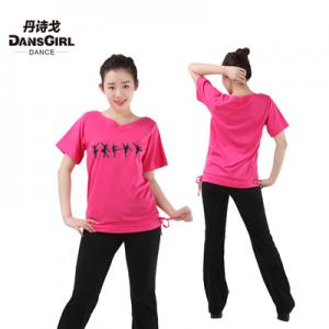 V-neck Dance T-shirt