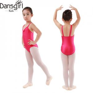 Double Straps Camisole Leotard