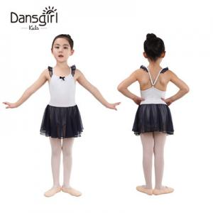 Child Leotard with Mesh Skirt