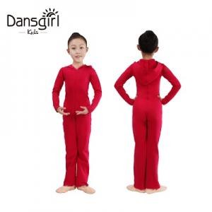 Child Long Sleeve Hoodie Unitard