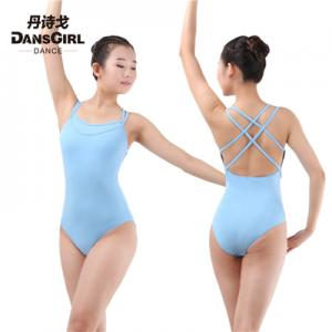 Two-piece Camisole Leotard