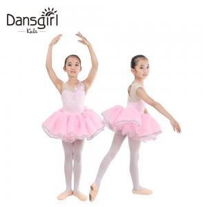 Flower Fairy Ballet Performance Dress
