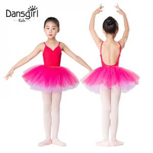Girls Ballet Tutu Skirt
