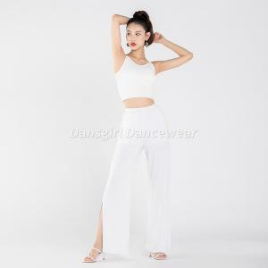 Split Side Long Pants