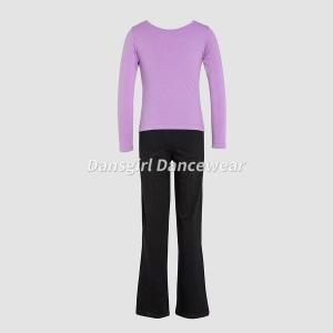 Pinch Front Long Sleeve Top