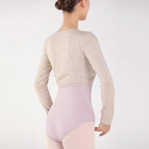 Pinch Front Long Sleeve Warm Sweater