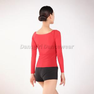 Square Neck Long Sleeve Mesh Top
